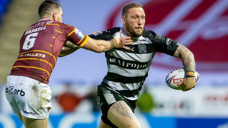 Josh Griffin is back for Hull FC