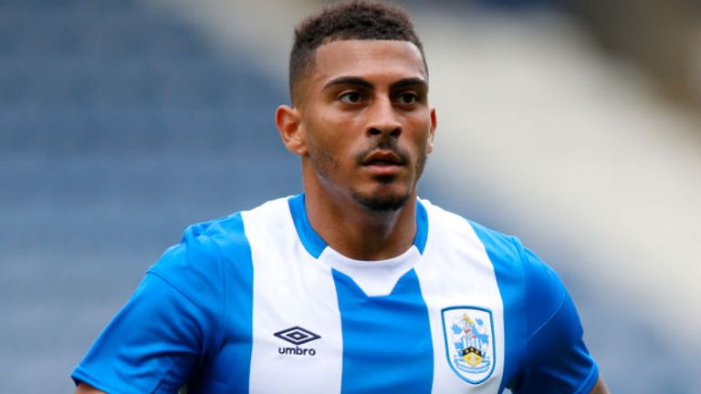 West Brom and Huddersfield Town have been in negotiations over Karlan Grant for more than a month