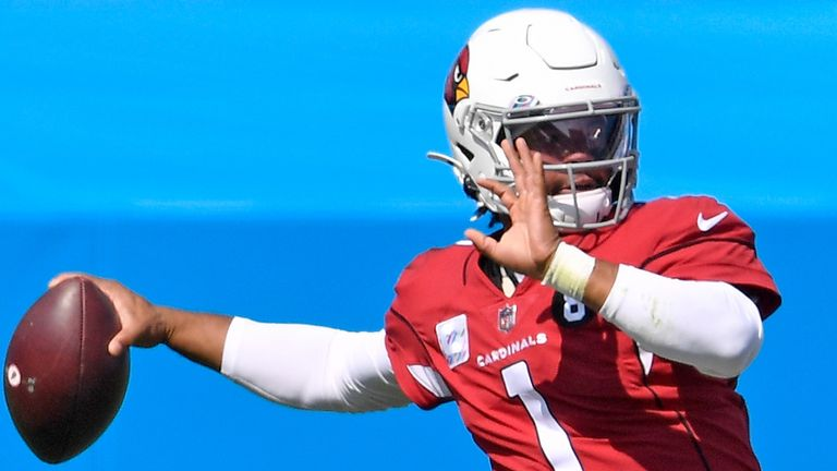 Second-year quarterback Kyler Murray continues to impress but can the Cardinals win in Dallas?