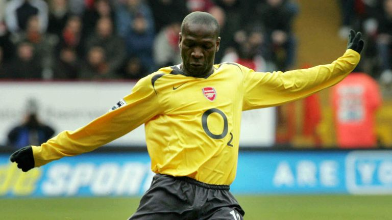 Lauren played 159 times for Arsenal between 2000 and 2007