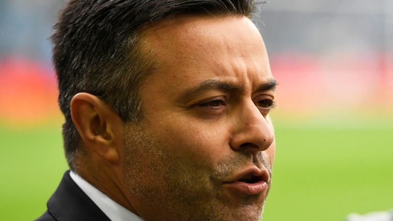 """Leeds United chairman Andrea Radrizzani has openly criticised the rejected """"Project Big Picture"""" proposals"""