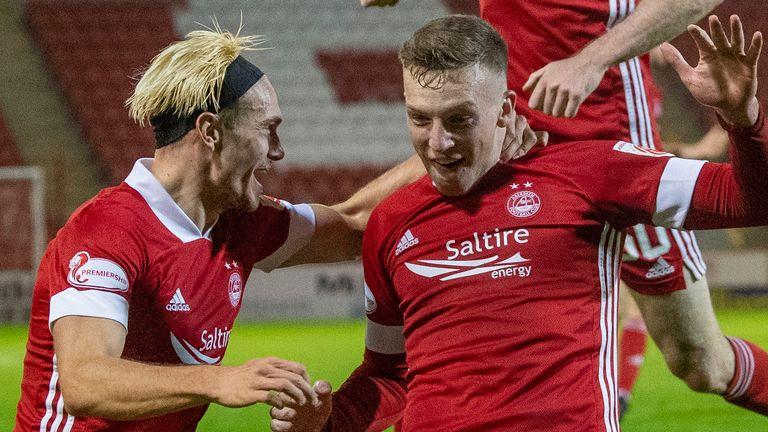 Aberdeen 2 - 1 St Mirren - Match Report & Highlights
