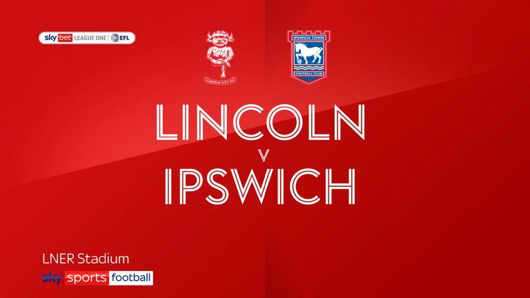 Lincoln v Ipswich