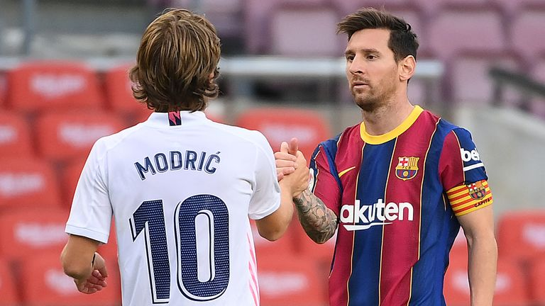 Lionel Messi was embroiled in a civil war with the club in the summer