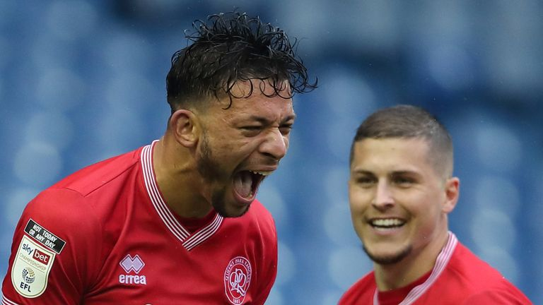 Macauley Bonne netted a stoppage time equaliser just one day after joining QPR from Charlton