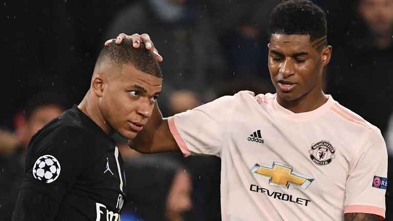 Manchester United produced a stunning comeback against PSG in the 2018/19 knockout stages of the Champions League