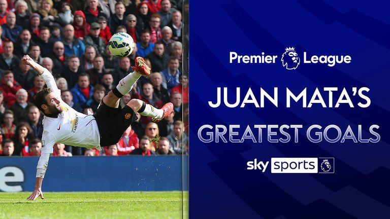 Mata's Greatest PL Goals
