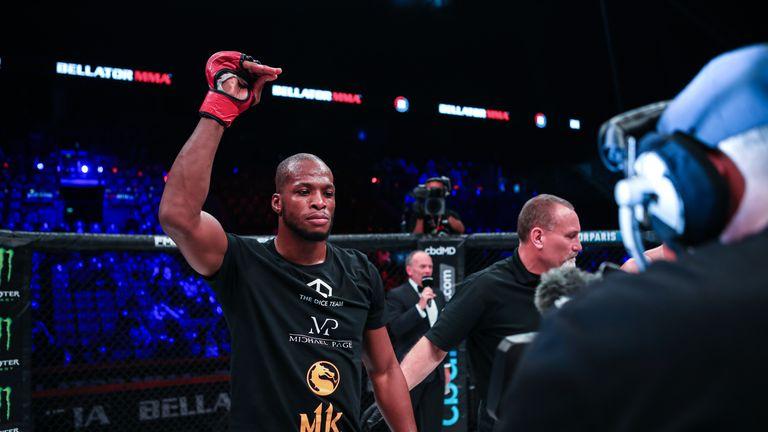 Michael Page MMA
