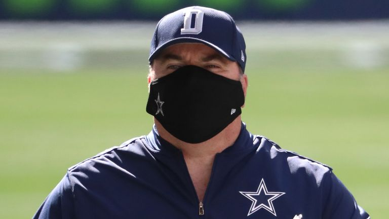 Mike McCarthy is only six games into his first season as head coach of the Cowboys