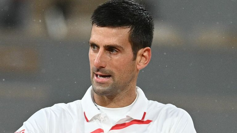Novak Djokovic believes line judges are unnecessary in tennis due to the availability and quality of technology