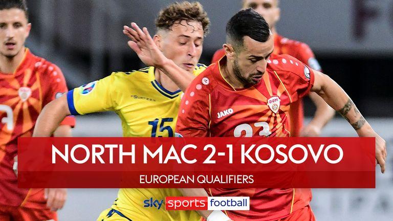 North Macedonia v Kosovo