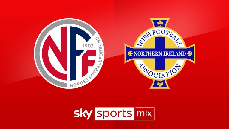 Norway vs Northern Ireland