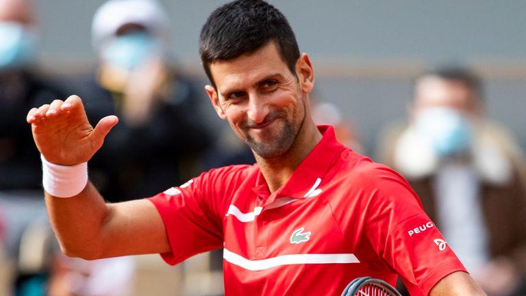15+ Novak Djokovic Pictures