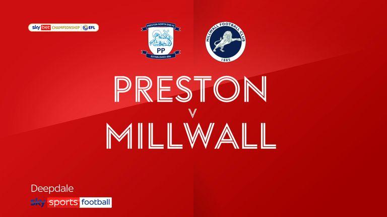 Preston v Millwall