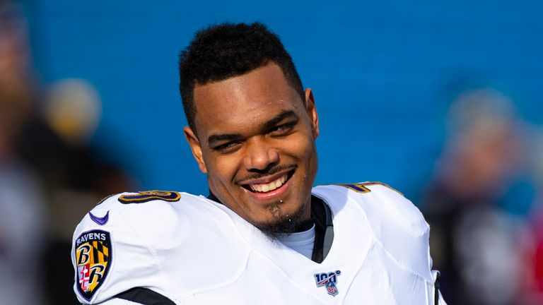 Ronnie Stanley signs five-year Baltimore Ravens contract extension ...