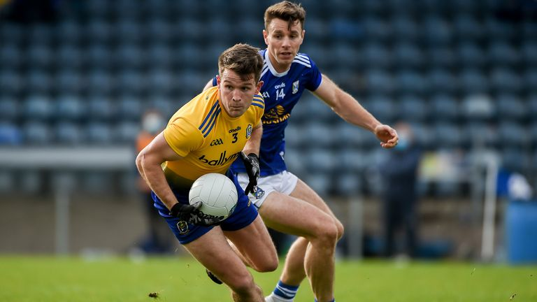 Roscommon are back in the big-time