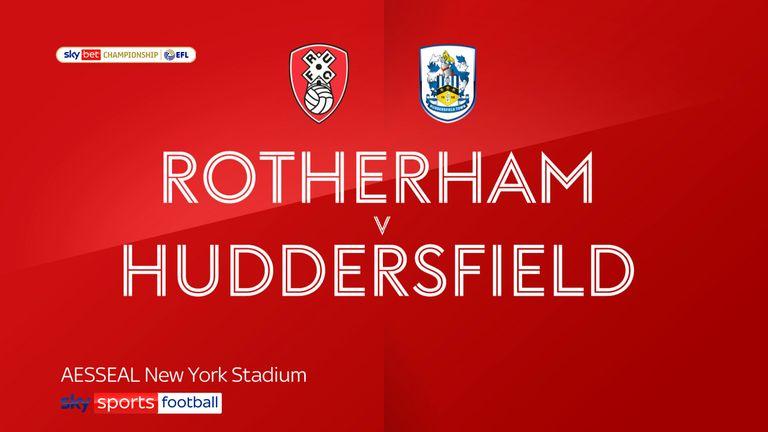 Rotherham v Huddersfield