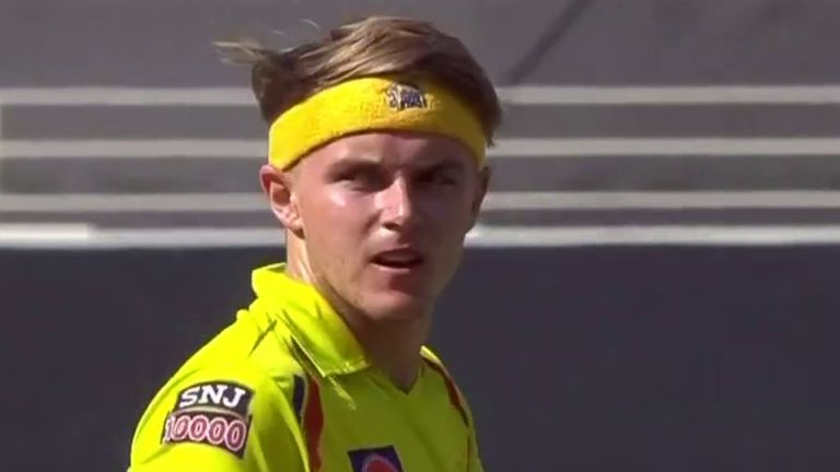 Sam Curran, Chennai Super Kings, IPL