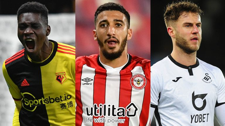 Ismaila Sarr, Said Benrahma, and Joe Rodon could make moves to the Premier League before the domestic window closes on October 16.