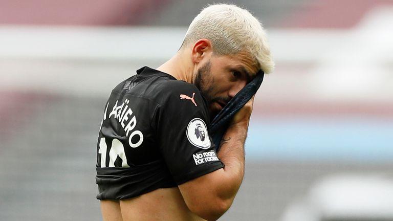 Aguero Liverpool