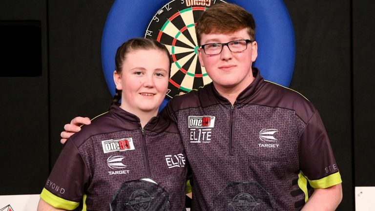 Sheldon claimed the Girls World Masters crown last year, with her compatriot Keane Barry winning the Boys title