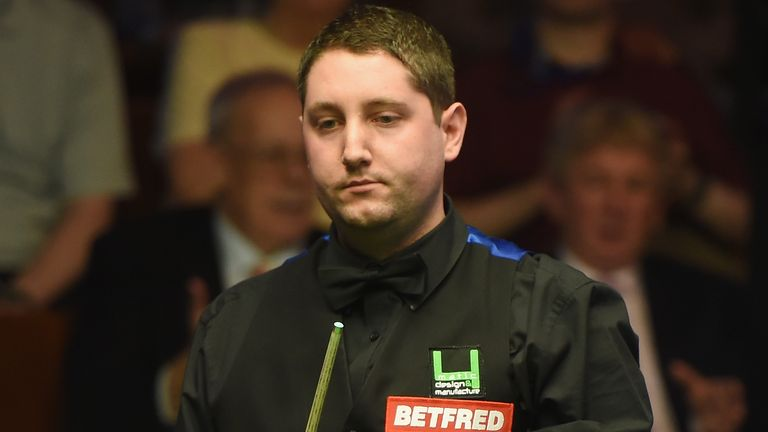 Stuart Carrington has been forced to withdraw from this week's English Open due to coronavirus