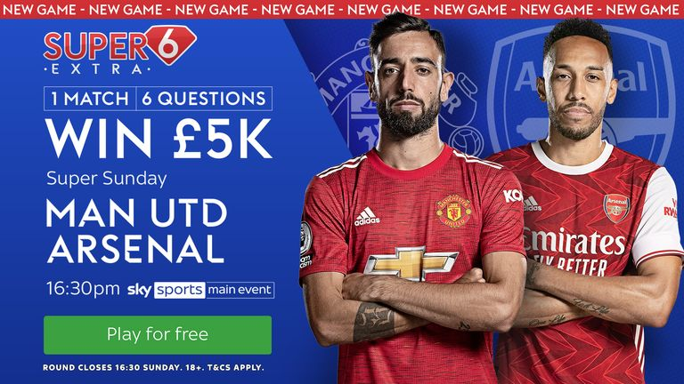 Live match preview – Man Utd vs Arsenal 01.11.2020