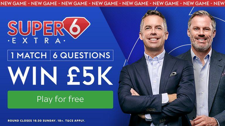 Super 6 Extra est officiellement lancé. Serez-vous le premier gagnant du jackpot?