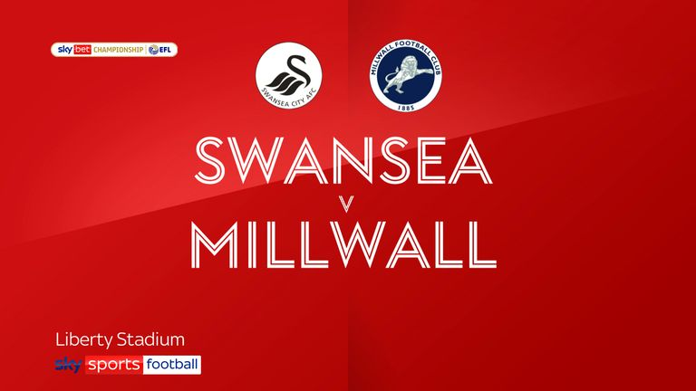 Swansea v Millwall