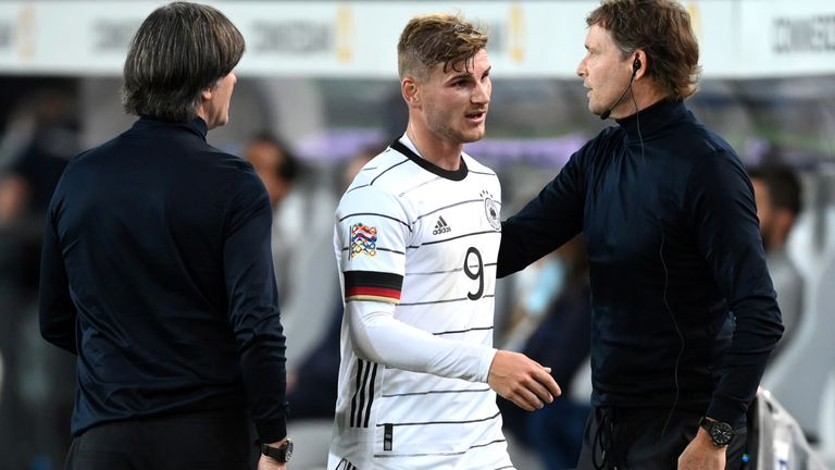 Timo Werner will be looking to kick-start his season against Ukraine
