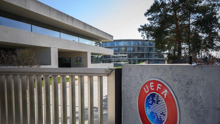 UEFA HQ