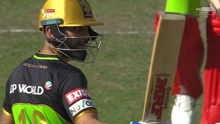 Virat Kohli scored his third fifty of the IPL campaign but RCB missed the chance to go top