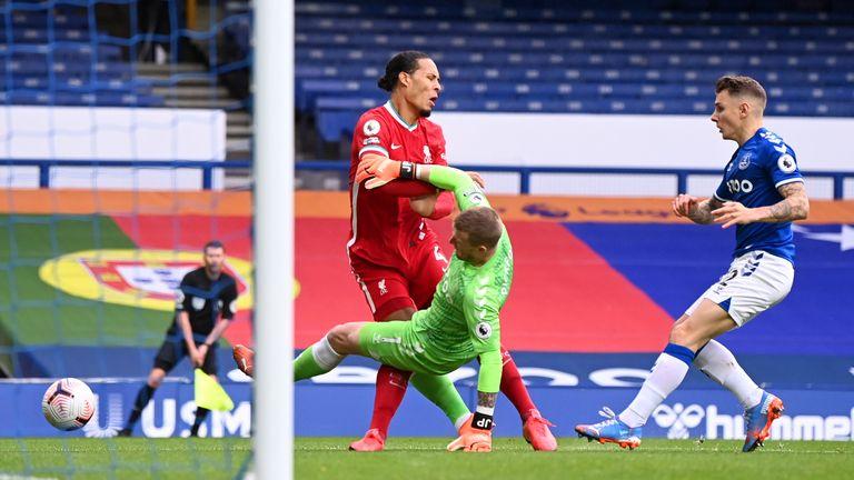 Virgil van Dijk injury 2