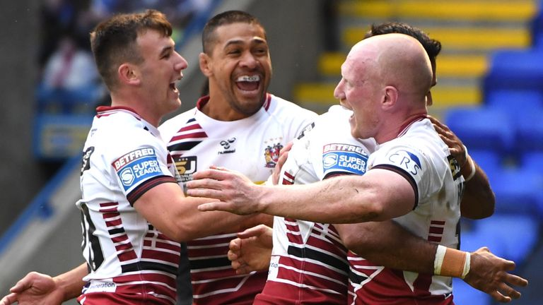 Wigan's game vs Salford at St Helens on Friday will go ahead as scheduled