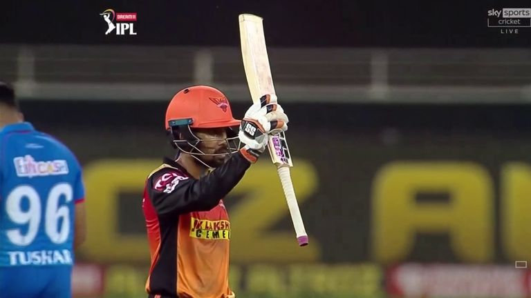 Wriddhiman Saha, Sunrisers Hyderabad, IPL