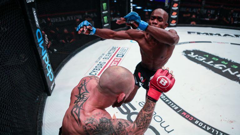 Yves Landu MMA