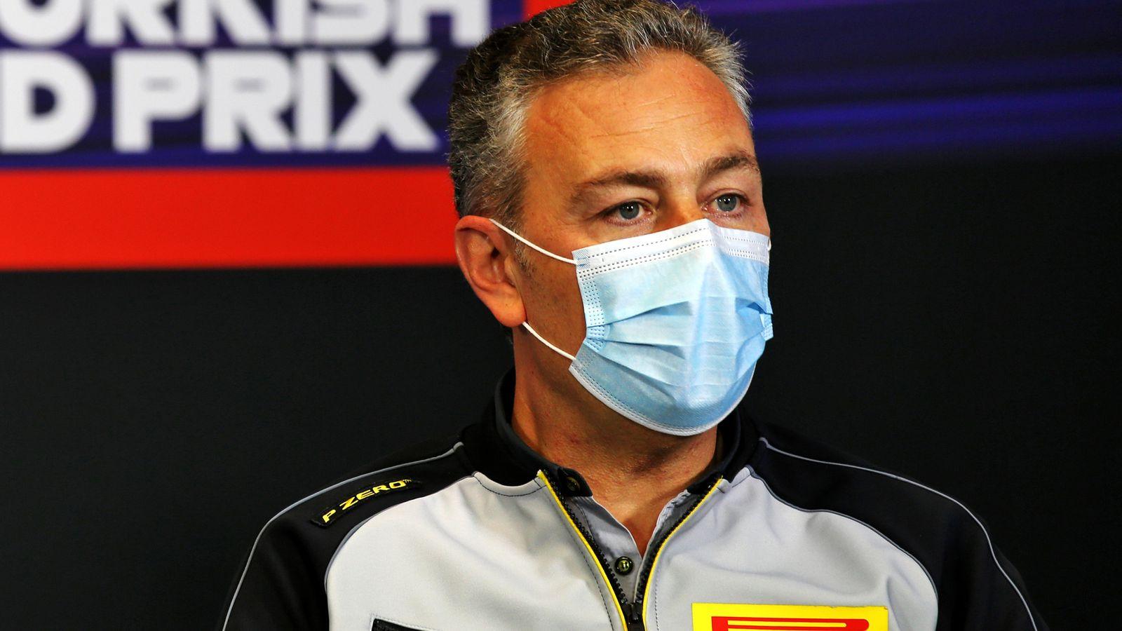 Pirelli F1 chief Mario Isola tests positive for Covid-19 ...