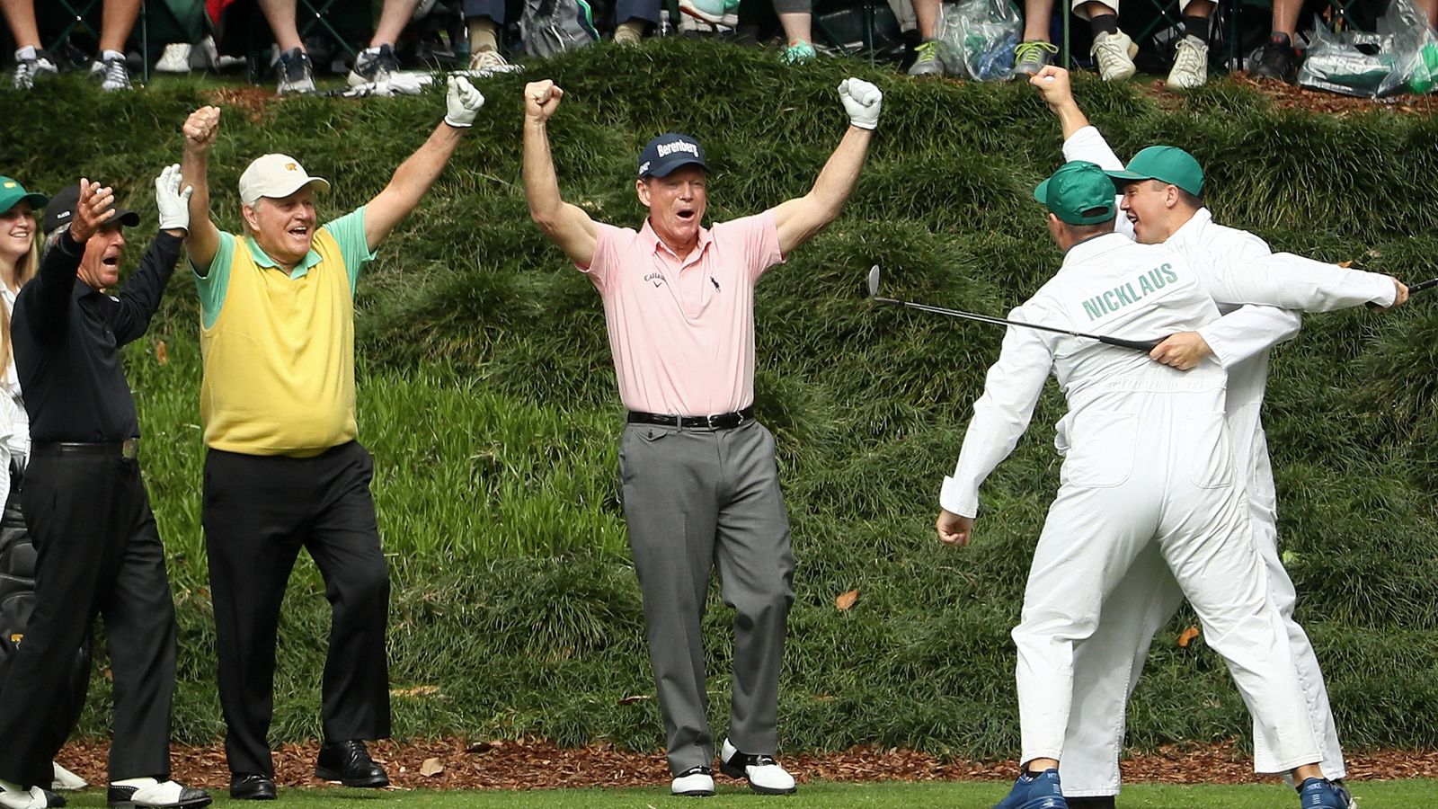 The masters par 3 contest betting betting teasers good