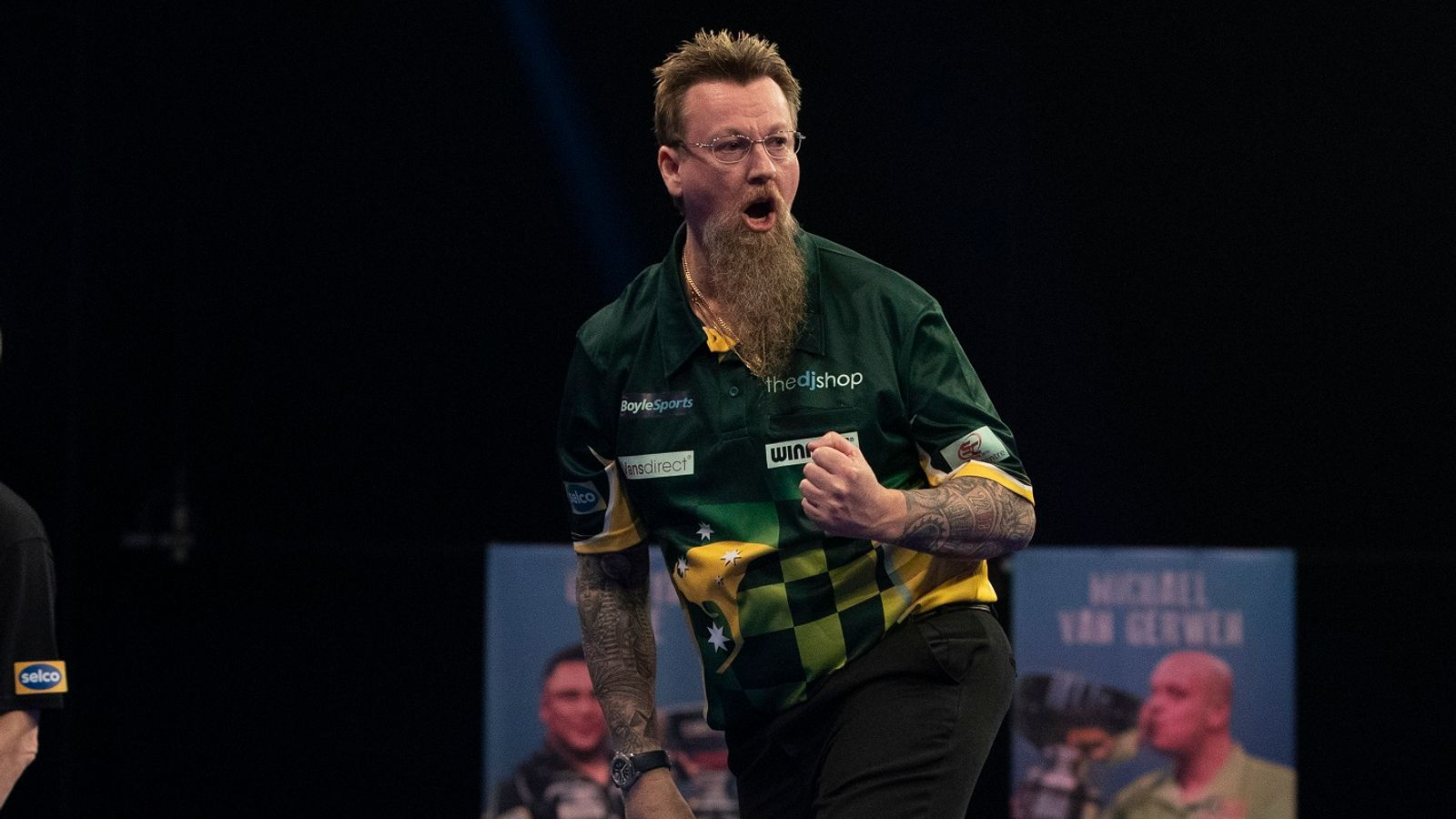 Simon Whitlock reflects on his resurgence ahead of Grand Slam showdown with Michael van Gerwen