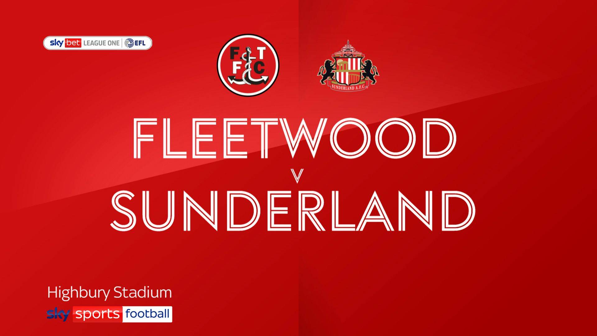 Fleetwood fight back to hold Sunderland