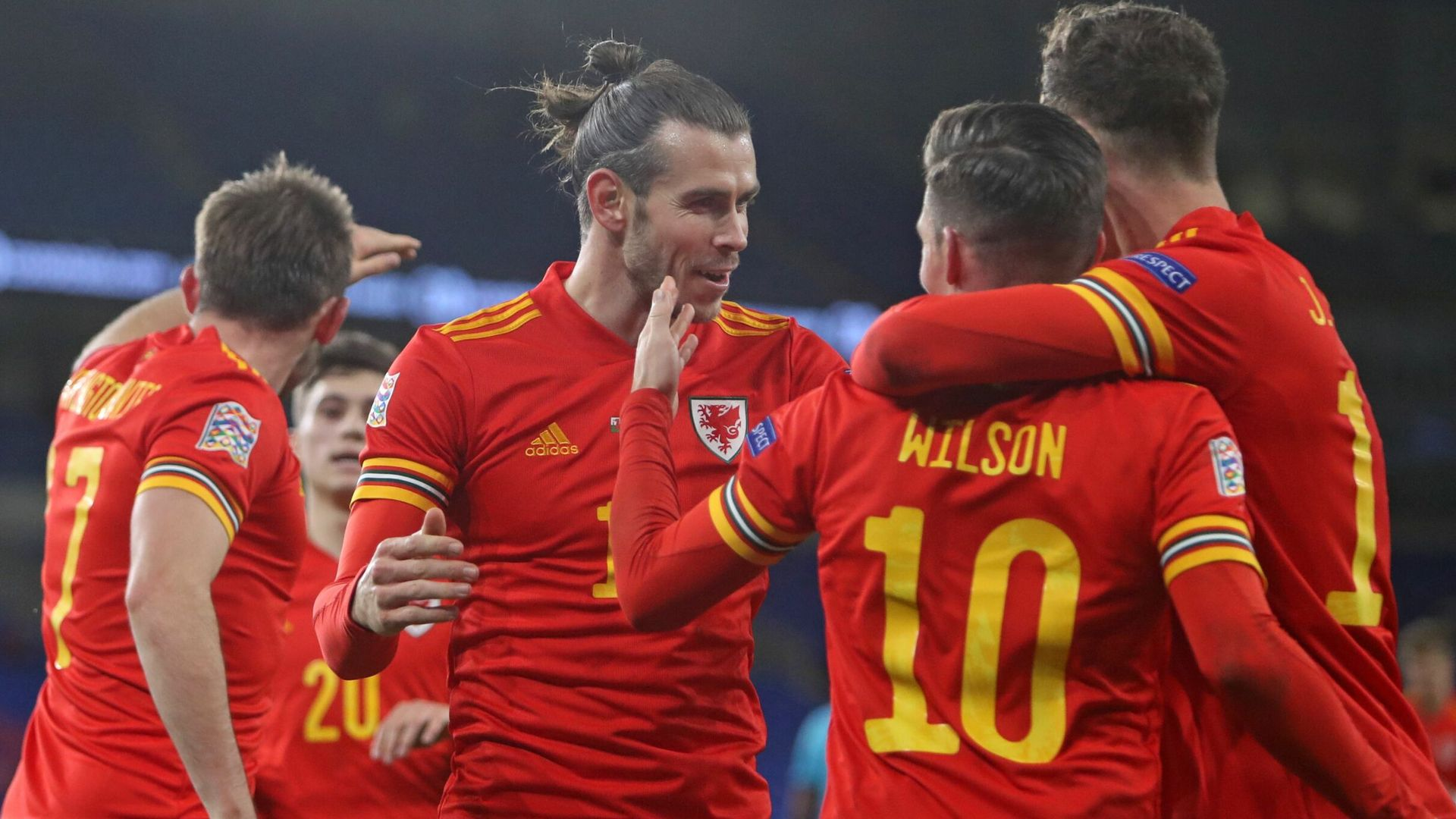 Wales beat Finland to earn NL promotion