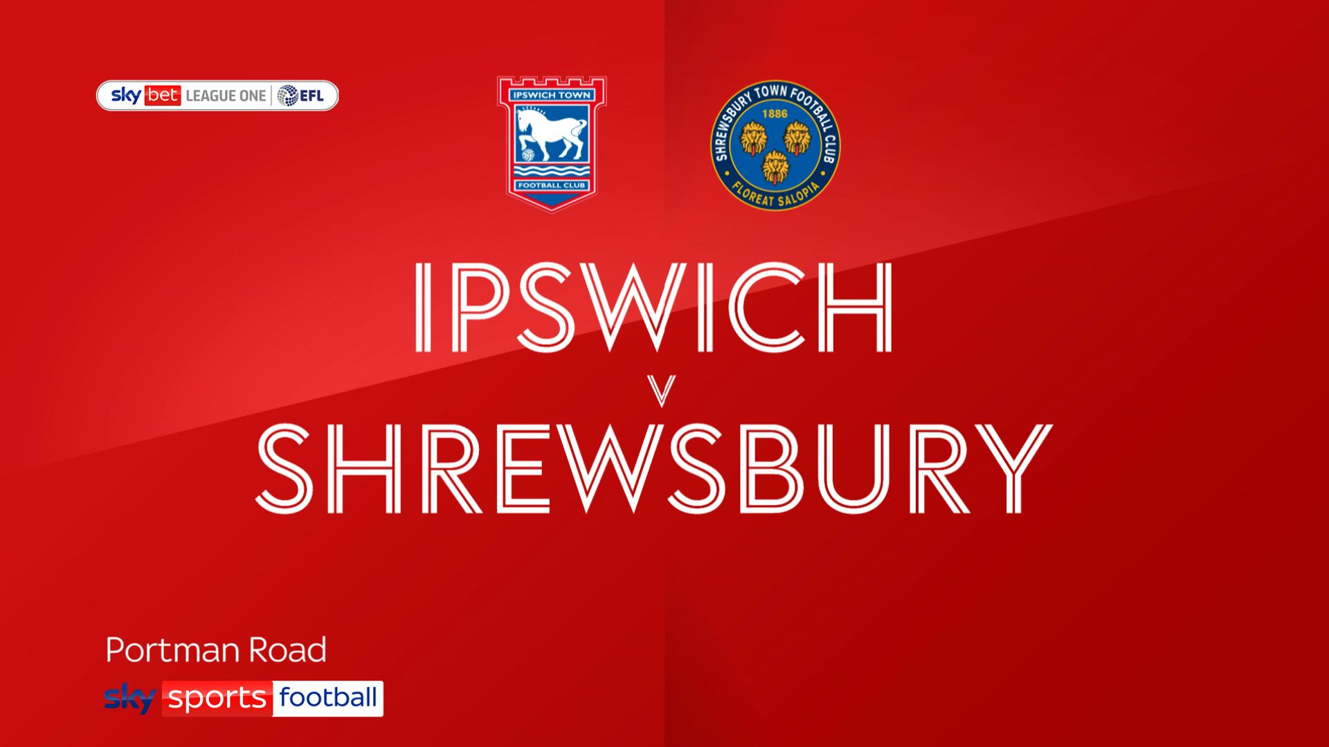 Ipswich strike late to break Shrewsbury hearts