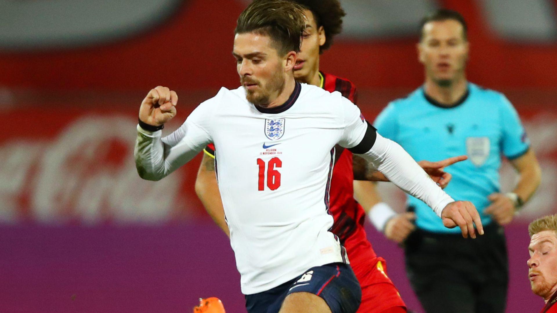 England player ratings: Grealish stars