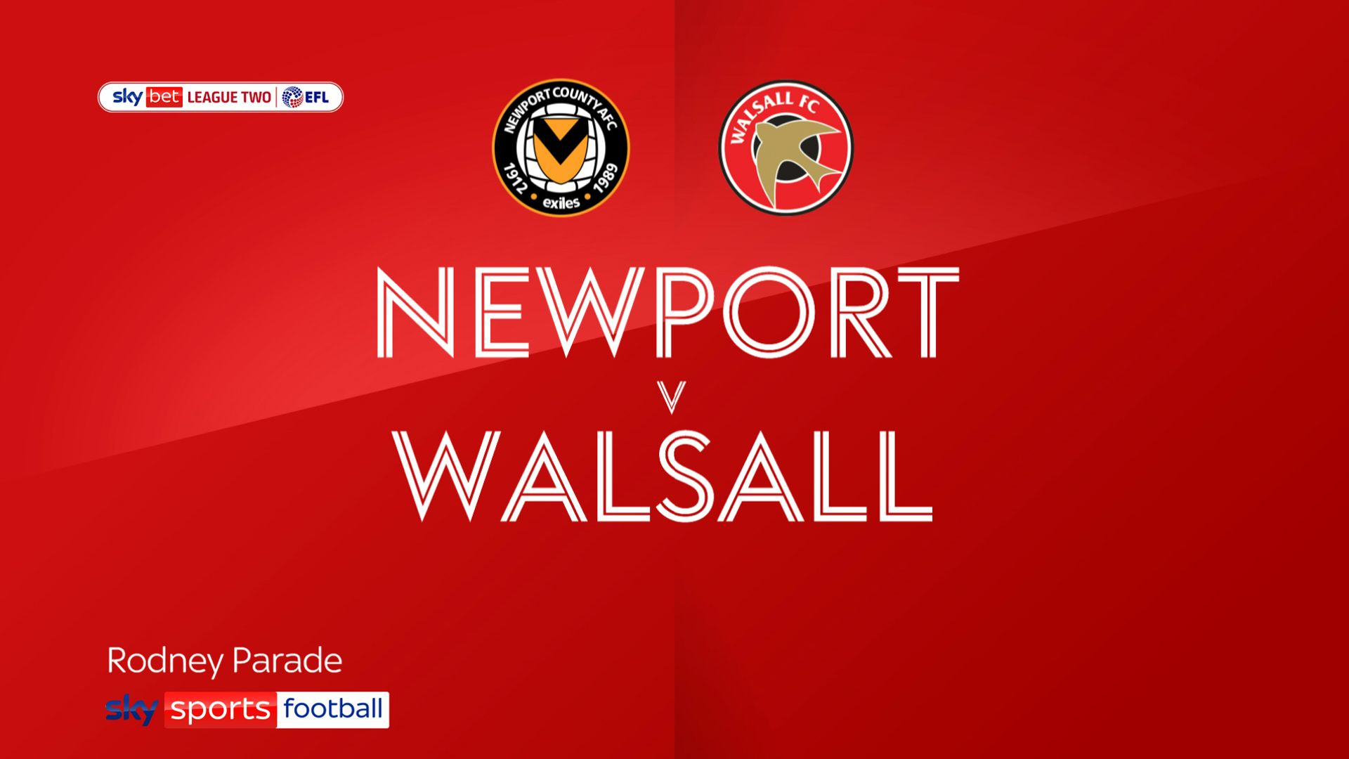 Newport held at home by Walsall