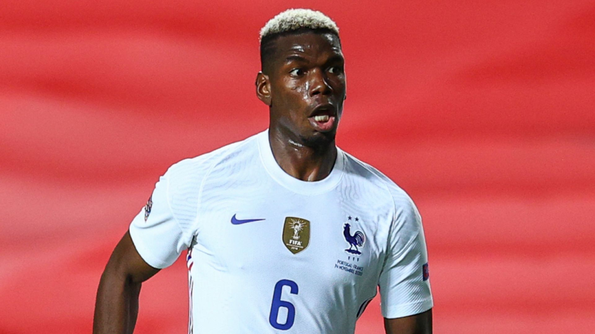 Pogba: Breath of fresh air playing with France