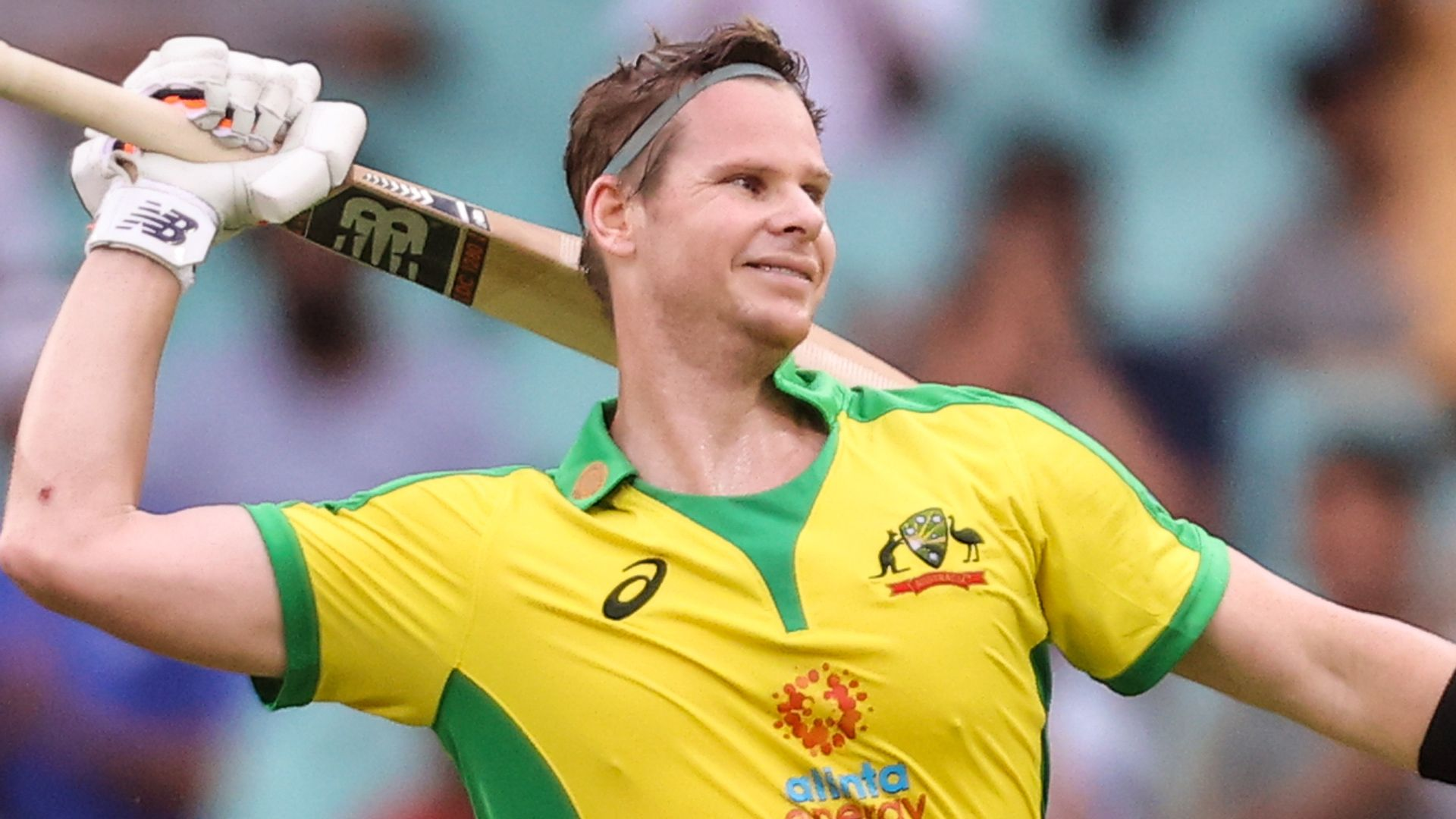 Australia's Steve Smith hits second successive ODI hundred against India to seal series win