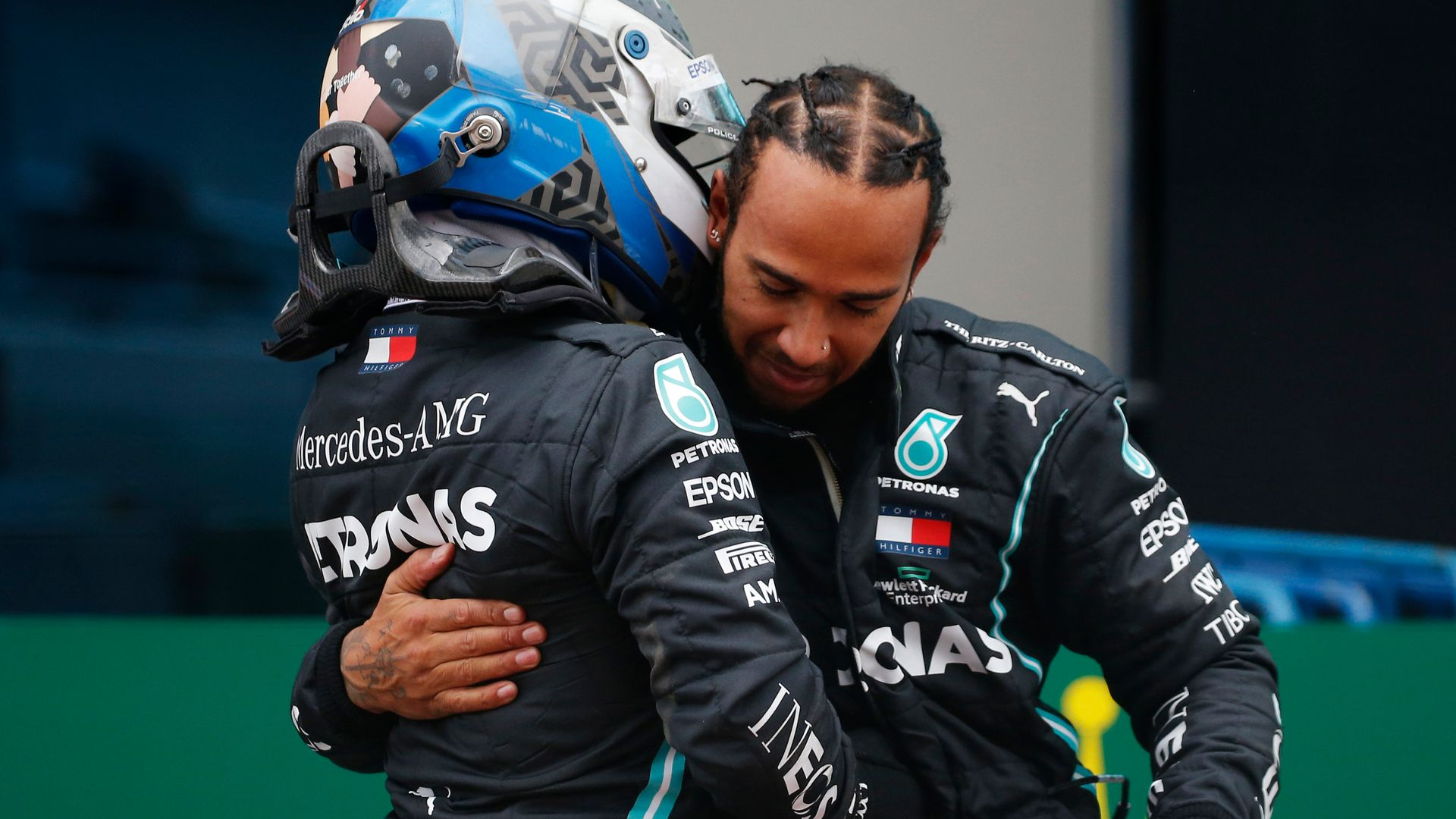 Six spins & lapped by Hamilton: What happened to Bottas?