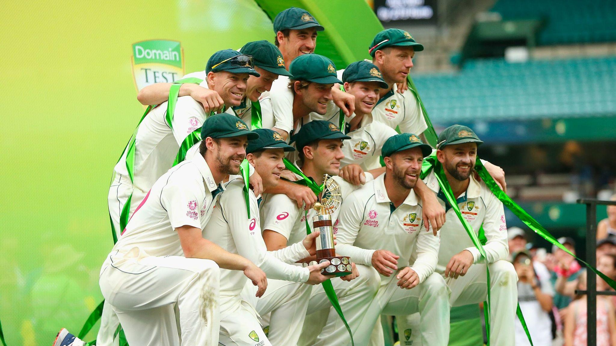 ICC adjusts World Test Championship points system following COVID-19 disruption | Cricket News | Sky Sports