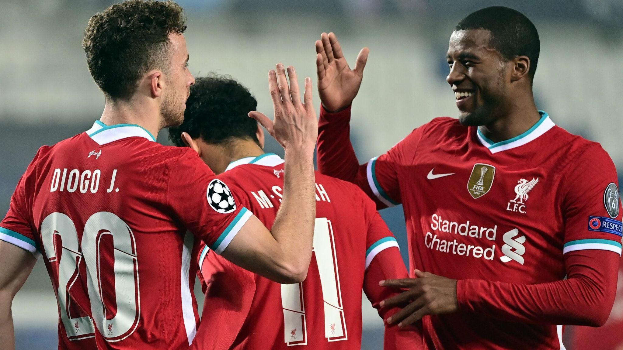 atalanta 0 5 liverpool match report highlights atalanta 0 5 liverpool match report
