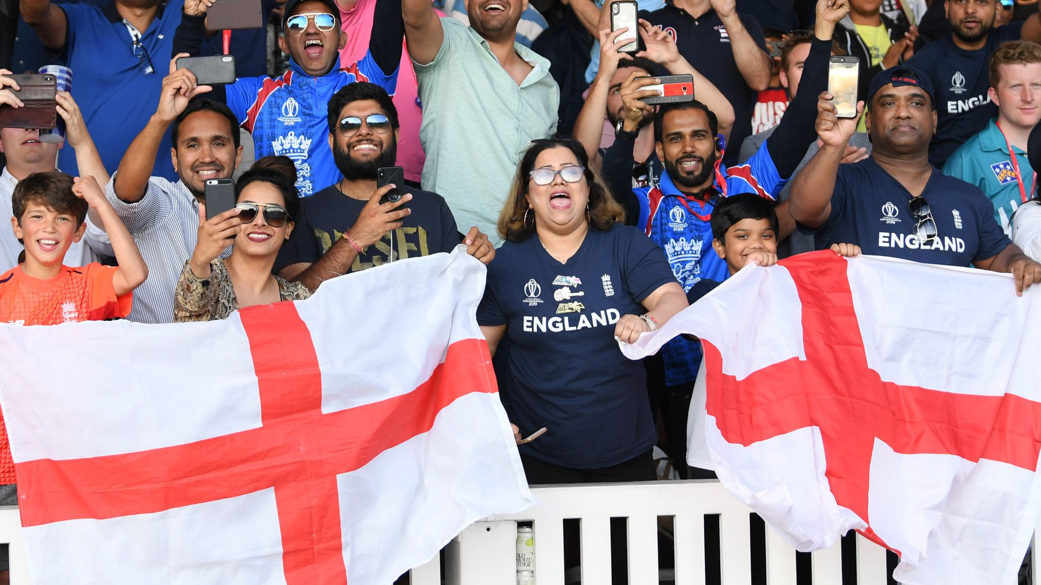 Cricket Supporters' Association's new initiative 'Every Cricket Fan' aims to improve diversity of cricket | Cricket News | Sky Sports